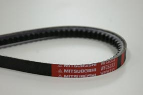 Automotive Belt Line Up WFC Wide-angle Flat Cogged Belt